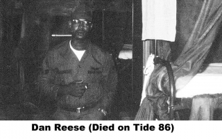 Daniel C. Reese (died on Tide-86), NT-103-1