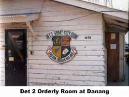 Det 2, 6994th Orderly Room